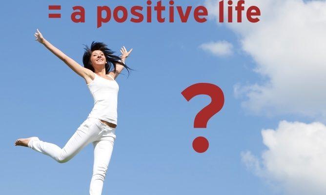 """Derfor hjelper det ikke å """"tenke positivt"""" når du skal endre ditt liv"""