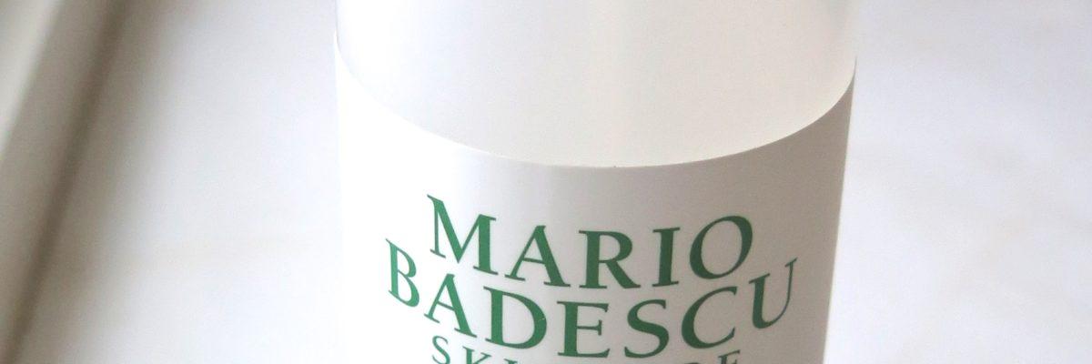 Omtale: fuktighetsspray fra Mario Badescu