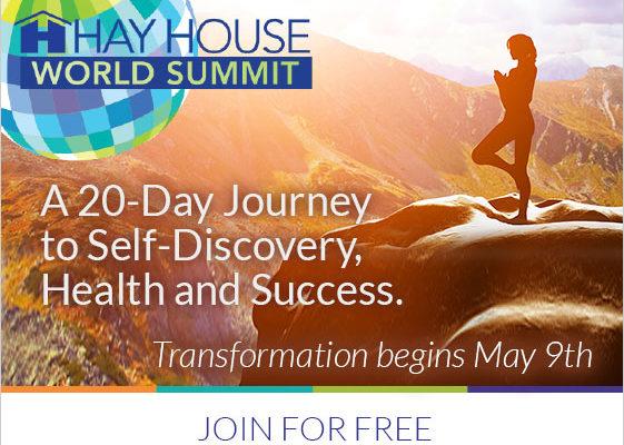 Hay House World Summit, inspirasjon og informasjon i overflod!